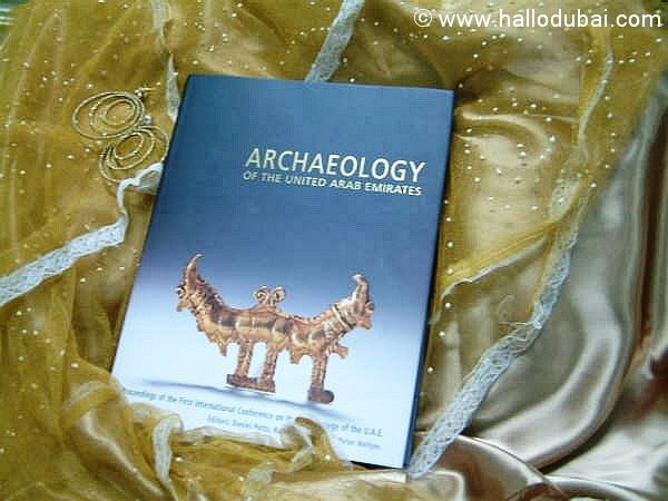 Buch über VAE-Archäologie