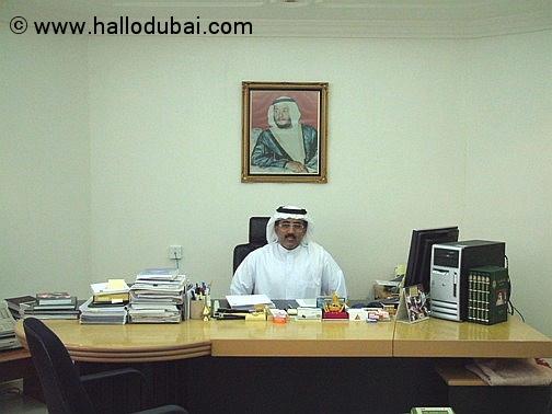 Dr. Hasan Al Naboodah