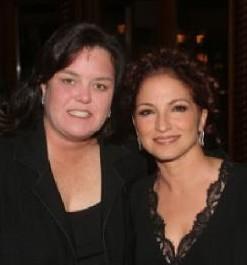 Gloria in Miami mit Nachbarin Rosy O'Donnell