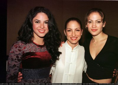 Shakira, Gloria und JLO