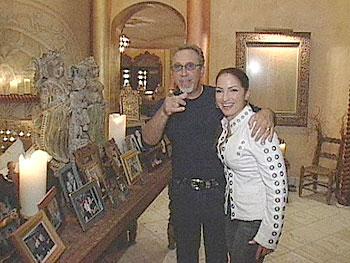 Gloria & Emilio zuhause